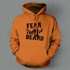 PEKO FEAR THE BEARD HOODIE DAMATA CINCINNATI BENGALS FOOTBALL JERSEY #94