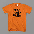 PEKO FEAR THE BEARD TSHIRT DAMATA CINCINNATI BENGALS FOOTBALL JERSEY #94 TEE