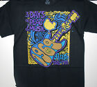 "WOODSTOCK 1969 FESTIVAL ""PEACE & MUSIC"" VINTAGE STYLE T-SHIRT NEW DESIGN"