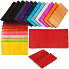 EEL 100% Leather Woman Wallets Woman Slim Long Wallet Bifold Wallet REW1001
