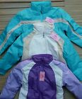 BEVERLY HILLS PRINCESS GIRLS BASIC FILLED POLYESTER ZIP-UP JACKET SIZE 4 to 16