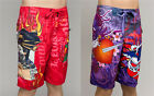 NWT Tattoo Mens BOARDSHORTS Swim Shorts Size: S M L XL XXL