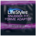 Lifestyles Snugger Fit Small Condoms - Choose Quantity