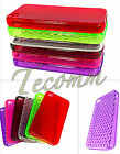 FOR SAMSUNG CHAT CH@T335 S3350 GLOSY GEL CASE WITH DIAMOND DESIGN PATTERN COVER