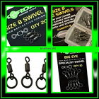 KORDA Rig Bitz, Rubbers, beads swivles sinkers, bags,shrink tube plus lots more