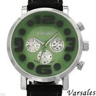 VARSALES NON FUNCTIONAL SUB DIALS MENS QUARTZ WATCH NEW