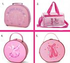 6 Styles of Dance Bags Ballerina, Pink Satin Ballet Shoes, Vanity Case & Holdall