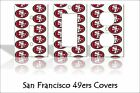 San Francisco 49ers Light Switch Covers Football NFL Home Decor Outlet on eBay