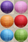 "BULK-12x10"" 12x12""  Mix Colour Paper Lanterns Party Chinese Wedding Decoration"