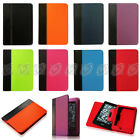 PU Leather Folio Smart Case Cover for Kindle Paperwhite Choose from 8 Colors