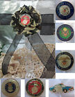 US Military CAKE KNIFE Set CAMOUFLAGE Wedding Camo Marine Army Air Force MORE