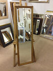 NEW ORNATE GOLD LONG AND FULL LENGTH DRESSING MIRROR - VARIOUS SIZES AVAILABLE