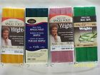 "Wrights Bias Tape Single Fold-1/2"" widex4 yds. 6 Great colors to choose from."