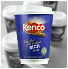 120 KENCO RICH WHITE 12OZ INCUP DRINKS FOR 2GO 2 GO / NESCAFE & AND GO MACHINES