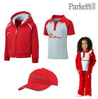 NEW GIRLS OFFICIAL RAINBOWS SET HOODIE HOODED SWEATSHIRT POLO SHIRT CAP HAT S1