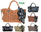 NEW LADIES DESIGNER SKULL STUDDED BAG FAUX LEATHER HANDBAG SHOULDER SHOPPER