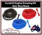 Conduit Engine Dressing Kits - Wire Cable Ties Cover Car Electrical Split Dress