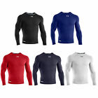 UNDER ARMOUR Heat Gear Sonic Compression Long Sleeve Base Layer