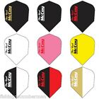 McCoy Extra Strong dart Flights 9 Colours Colours To Choose From