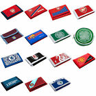 Official Football Club Crested NYLON WALLET