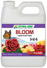 Dyna Gro Liquid Bloom 8 oz, 1 Quart, 1 Gallon - ounce nutrients fertilizer qt