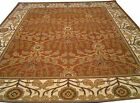 Indian Traditional HandTufted Persian Oriental Wool Carpet Rug Alfombras Teppich