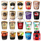 120 Kenco 2 Go Nescafe and & Go 12oz Incup Hot Drinks Sleeves Vending Machines