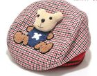 New Design 100% Cotton Baby Berets Hats Kids Hats Lovely Bear Fashion Caps