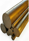 "Brass Round Bar / Rod 2 1/2"", 3"" dia - Various lengths available CZ121"