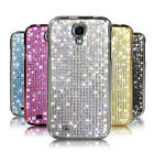 NEW Samsung Galaxy S4 luxury Swarovski Cubic Hard Case Cover_Lovely_Gold etc