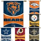 NFL Teams - 27'' x 37'' Vertical House Banner Flag - Pick Your Team $19.99 USD on eBay