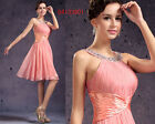 eDressit Pink Strapless Short Evening Dress Prom Ball Gown US4-US18 sku04133901