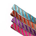 Neotrims Decorative Brocade Style Indian Sari Trimming Ribbon Bright Colours