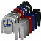 Franklin & Marshall Men's Varsity Logo Hooded Tracksuit