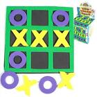 3 in a line Game Goody Toys Small Party Loot Bag fillers Prizes School Foam Soft