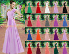 New Gorgeous Prom/Bridesmaid Party Evening Dresses Formal Cocktail Size 6-26