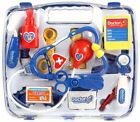 Kids Doctor's Medical Play Set & Carry Case Medical Kit Boys Girls Kids Toy