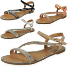 WOMENS GIRLS LADIES TOE-POST FLAT JELLY JELLIES SUMMER SANDALS BEACH SHOES SIZE