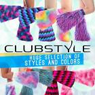 Festival Rave Fluffies - High Quality Leg Warmers - FREE SHIPPING - Made in USA