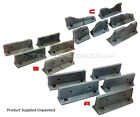 Concrete Jersey Barriers - 28mm Resin Wargames Warhammer Scenery 40k Choose Set