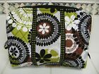 Vera Bradley  Large Cosmetic Bag You Choose The Color NEW FREE SHIPPING