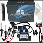 Autovizion Xenon HID KIT SLIM 9006 10000K Deep Blue Headlight Conversion Light