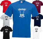 THIS IS WHAT AN AWESOME DAD LOOKS LIKE - Funny Birthday FATHERS DAY 50th TSHIRT