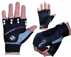 EVO Fitness Cycling Gloves Gym Weightlifting gloves Bodybuilding Gym Straps Gear