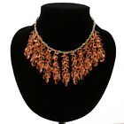 Rivertree London Statement Embellished Collar Rib Necklace N9294