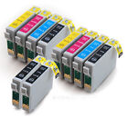 E-711 E-712 E-713 E-714 Pack of 10 Compatible Printer Ink Cartridges