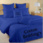 """Low Price 1000TC Brand New Canada Special 1000TC """"5pc Duvet Set"""" Solid & Striped"""