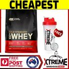 OPTIMUM NUTRITION 100% WHEY // 10LB 4.5kg GOLD STANDARD 10lbs WPI WPC PROTEIN $$