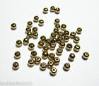 3.97mm SOLID BRASS BEARING BEADS FLYING C SPINNER PARTS LURE MAKING COMPONENTS