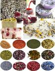 100gm ORGANIC Australian Herbs:Lavender, Rose Buds, Petals, Hibiscus, Chamomile